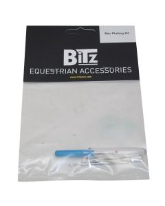 Bitz Horse Mane Plaiting Kit - Chelford Farm Supplies