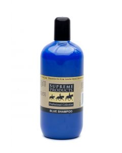 Supreme Products Blue Shampoo 1L