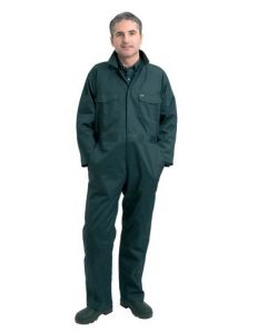 Hoggs of Fife Deluxe Boilersuit Studded Front Spruce