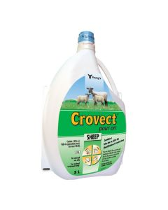 Crovect Pour-on Fly Control for Sheep