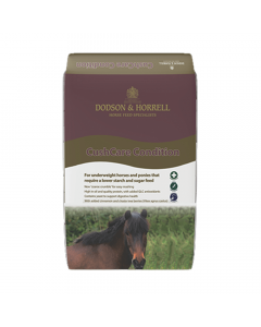 Dodson & Horrell CushCare Condition Horse Feed 18kg
