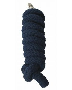 Horseware Rambo Deluxe Leadrope With Trigger Navy