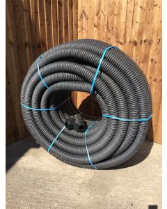 Cherry Pipes Perforated HDPE Land Drain 60mm x 50m
