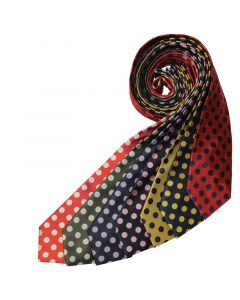 Equetech Childrens Spotty Show Tie