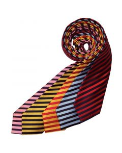 Equetech Childrens Striped Show Tie