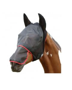 Equilibrium Field Relief Max Fly Mask Black