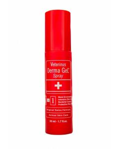 Equine America Derma Gel Spray 50ml - Chelford Farm Supplies