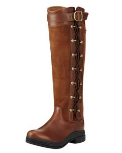 Ariat Ladies Grasmere Pro GTX Country Boots Briar *End Of Line*