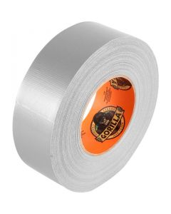 Gorilla Tape Silver 48mm x 32m - Cheshire, UK