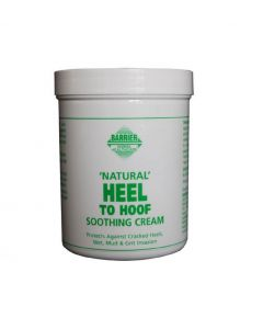 Barrier Natural Heel to Hoof Soothing Cream 250 ml