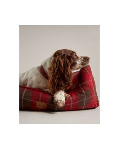 Joules Heritage Tweed Box Dog Bed - Chelford Farm Supplies
