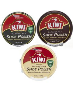 Kiwi Paste Shoe Polish - Cheshire, UK
