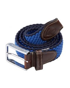 LeMieux Aspen Belt Benetton Blue/Navy