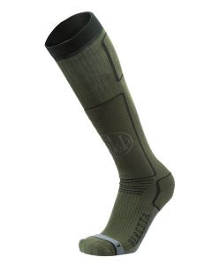 Beretta Mens Long Hunting Socks Green