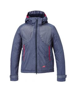 Harry Hall Junior Lossie Waterproof Jacket Navy