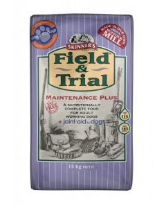 Skinners Field & Trial Maintenance Plus Dog Food 15kg