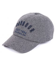Barbour Mens Logo Wool Sports Cap - Cheshire, UK