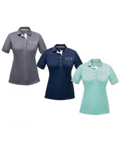 Cavallo Ladies Monique Polo Shirt