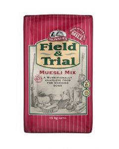 Skinners Field & Trial Muesli Mix Dog Food 15kg