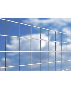 Galvanised Security Fencing 50mm X 50mm X 12G 25m
