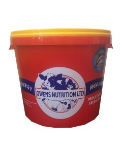 Owens Nutrition Protolick 16% Mineral Bucket