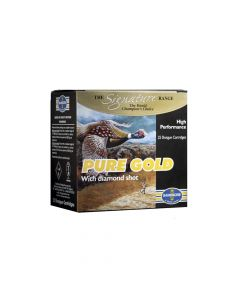 Gamebore Pure Gold 28 Gauge 25 Gram Fibre Shotgun Cartridge