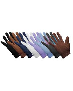 Saddlecraft Kids Gripfast Pimple Palm Riding Gloves - Chelford Farm Supplies