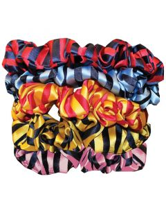 Equetech Ladies Stripe Scrunchie