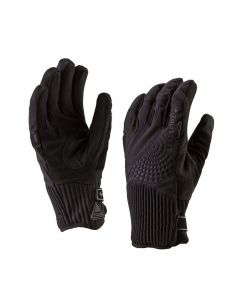 Sealskinz Elgin Ladies Riding Gloves Black - Chelford Farm Supplies