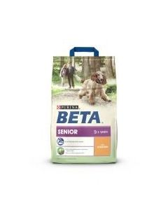 Beta Senior Chicken Dog Food 2.5kg