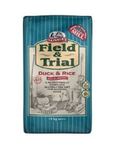 Skinners Field & Trial Duck & Rice Dog Food 15kg