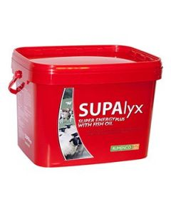 Rumenco SUPAlyx Super Energy Plus with Fish Oil Mineral Bucket 22.5kg