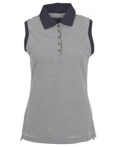 Toggi Ladies Magdelena Sleeveless Pique Polo Shirt