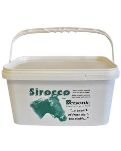 Vetsonic Sirocco Horse Litter Conditioner - Chelford Farm Supplies
