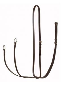 Jeffries Wembley Running Martingale Havanna
