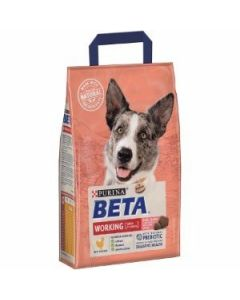 Beta Adult Working Field Dog Food 2.5kg