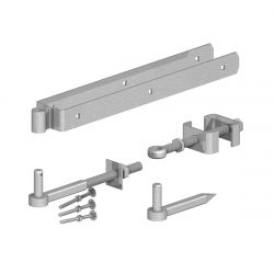 Birkdale Gatemate Field Gate Adjustable Hinge Set