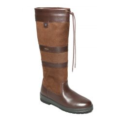 Dubarry Galway SlimFit Country Boots Walnut