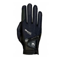 Roeckl London (Madrid) Riding Gloves Black
