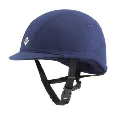 Charles Owen YR8 Riding Hat Navy