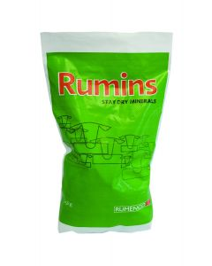 Rumenco Rumins Stay Dry Cattle GP Mineral 25kg