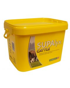 Rumenco SUPAlyx Cattle Mineral Bucket 22.5kg