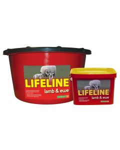 Rumenco Lifeline Lamb & Ewe Mineral from Chelford Farm Supplies, Cheshire - Leading Retailer of Farm & Smallholding Supplies.