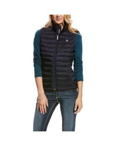 Ariat Ladies Ideal Down Vest Navy