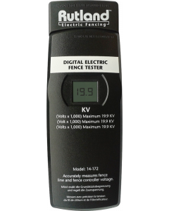 Rutland Digital Electric Fence Tester