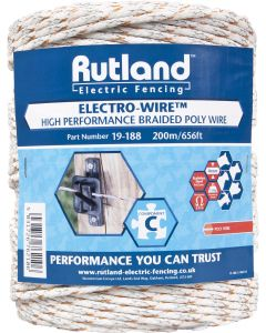 Rutland 3mm Maxi Plus Electro-Wire