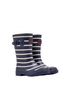 Joules Junior Printed Wellington Boots