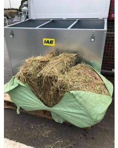 CFS Haylage - Cheshire, UK