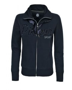 Pikeur Ladies Lisanne Sweat Jacket Navy