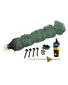 Rutland Poultry Electric Fencing Netting Kit